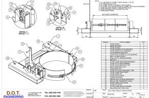 Forklift 200 Litre Drum Tiiper